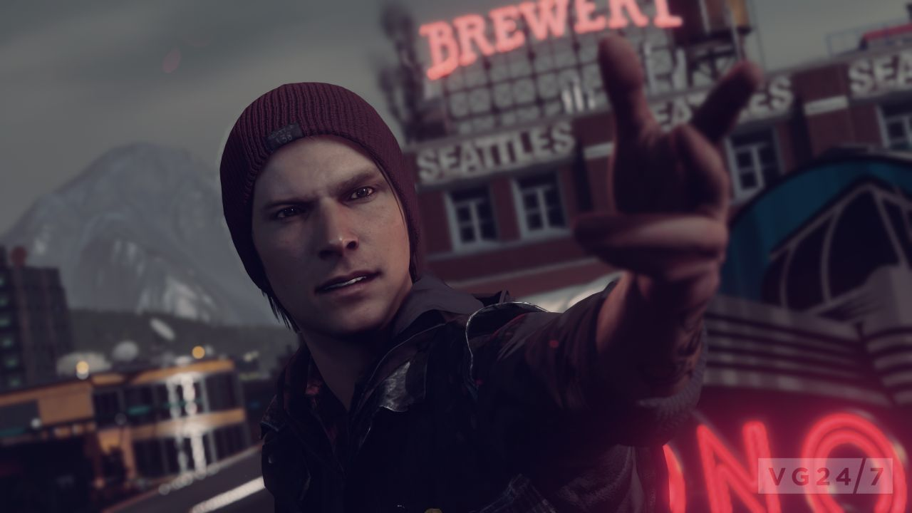 InFamous Second Son Augustine Final Boss Battle