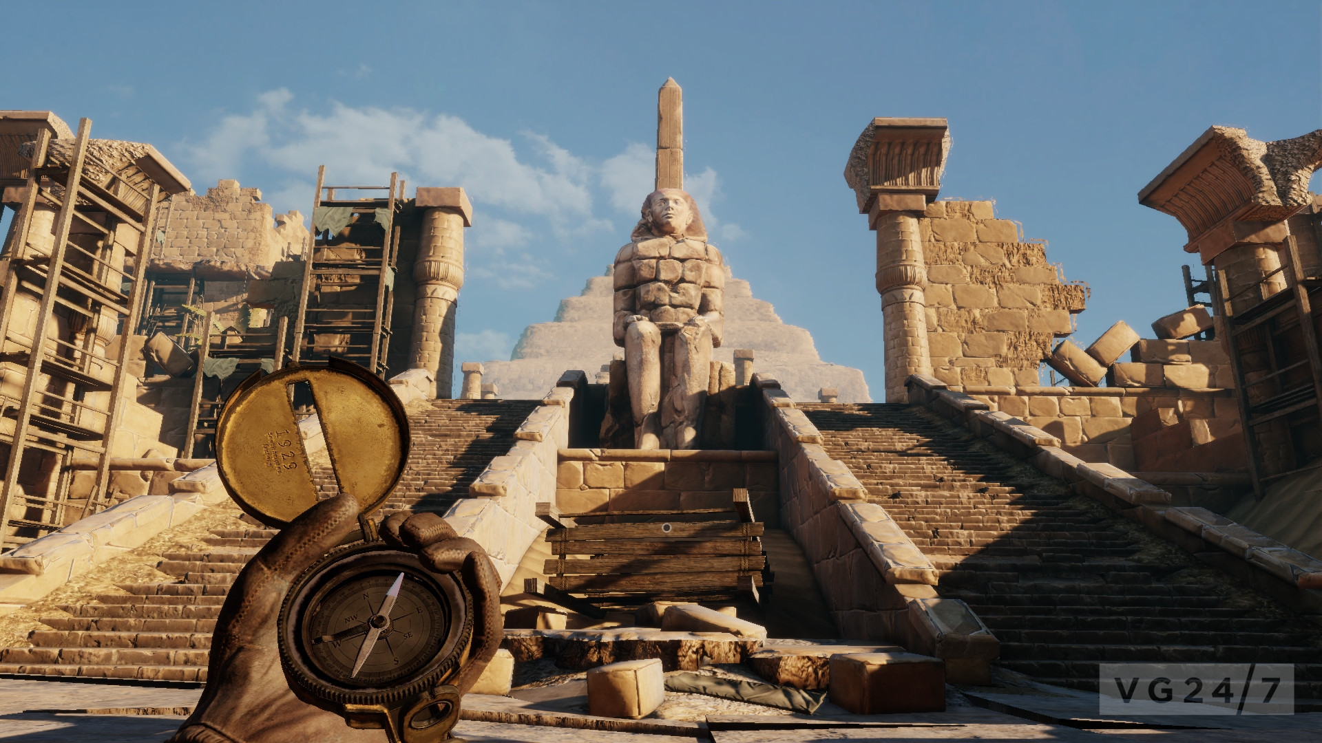 Deadfall Adventures Screens Show Gunplay Puzzles Amp Tombs