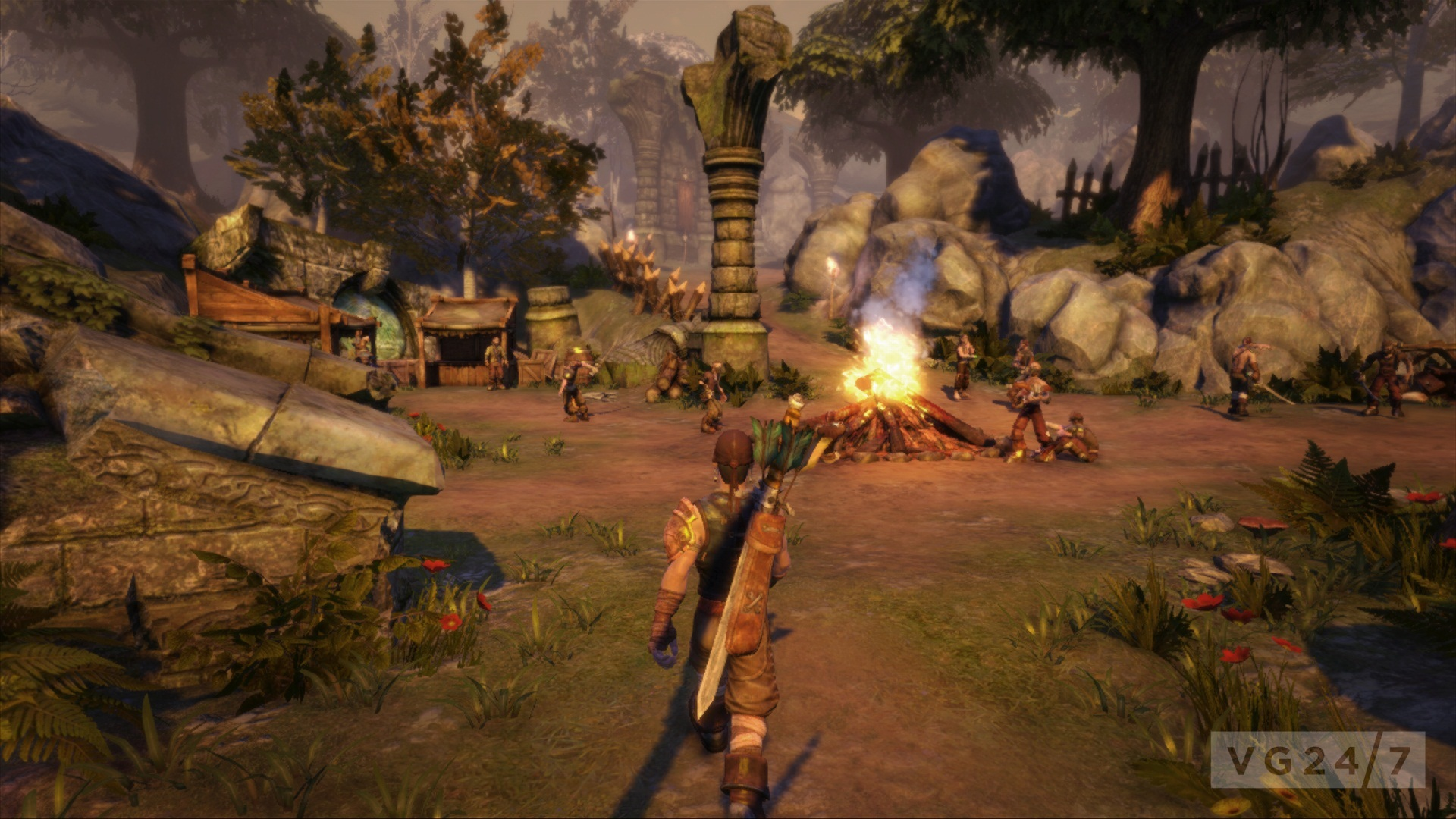 Fable Anniversary Fable 1 HD Remake Out This Holiday VG247