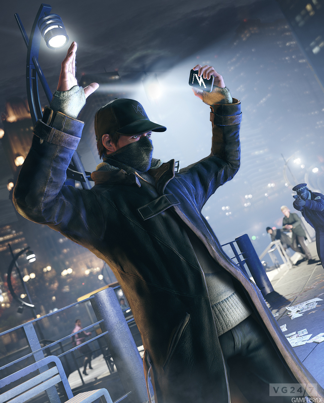 Watch Dogs Ultra PC Specs Released VG247