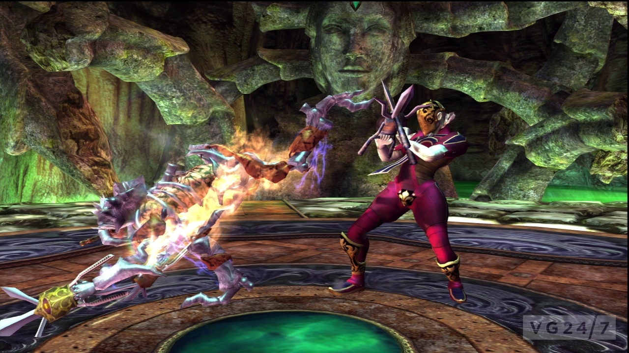 Soul Calibur 2 HD Online Announced For PS3 Xbox 360 VG247