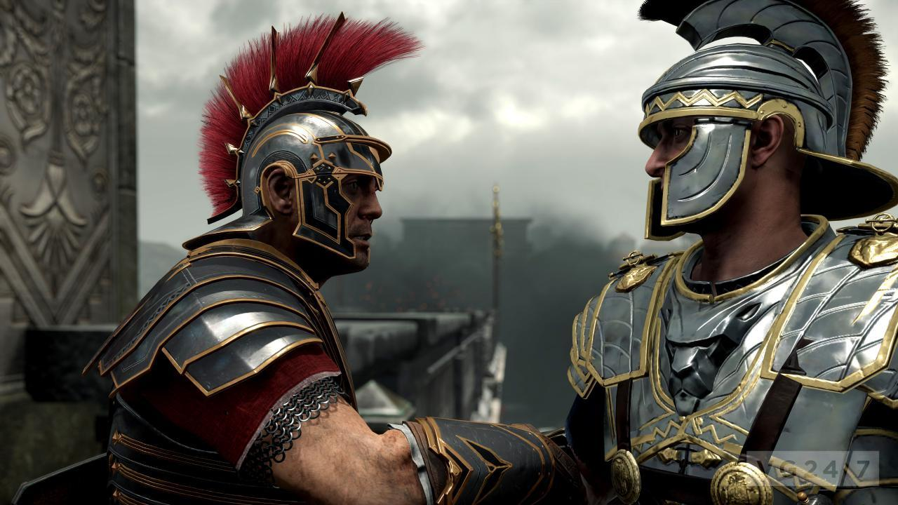 Ryse Son Of Rome Gets Character Bios Amp New Screens VG247