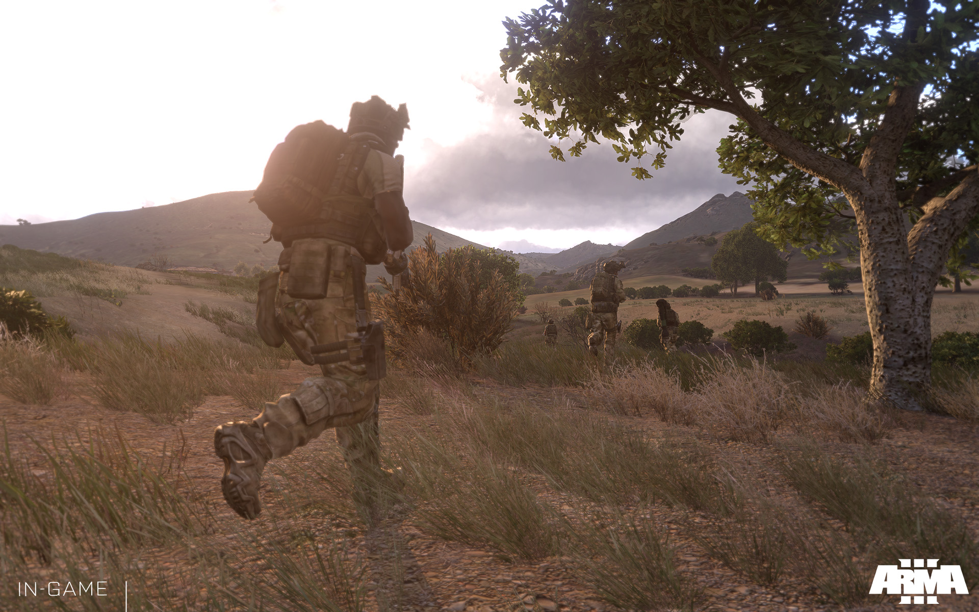 Marksmen DLC For Arma 3 Will Release In Early April VG247