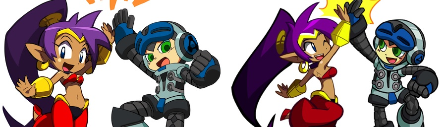 Mighty No 9 Developer Contributing To Both New Shantae
