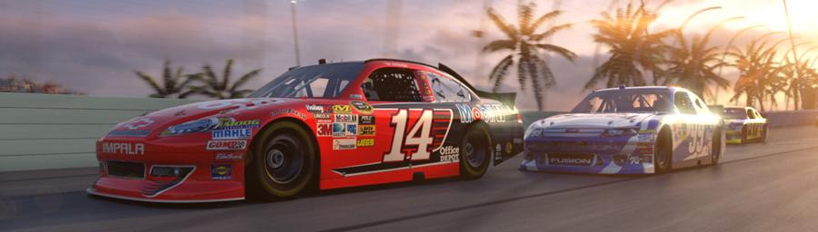 NASCAR The Game Inside Line Gets New DLC Bundle Packs VG247