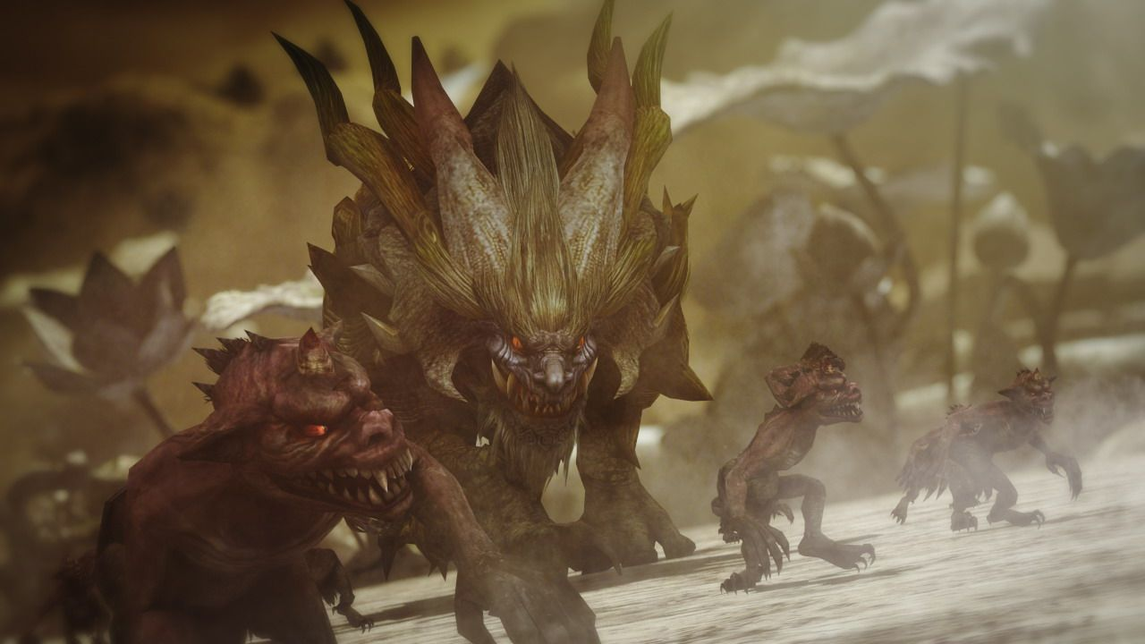 Toukiden The Age Of Demons Pre Order Bonuses Release Date Announced VG247