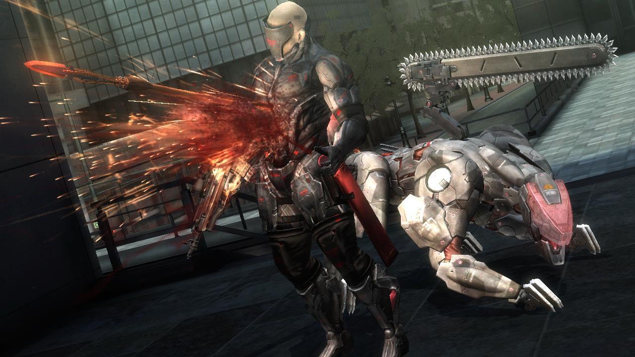 Metal Gear Rising Revengeance PC Dated Steam Pre