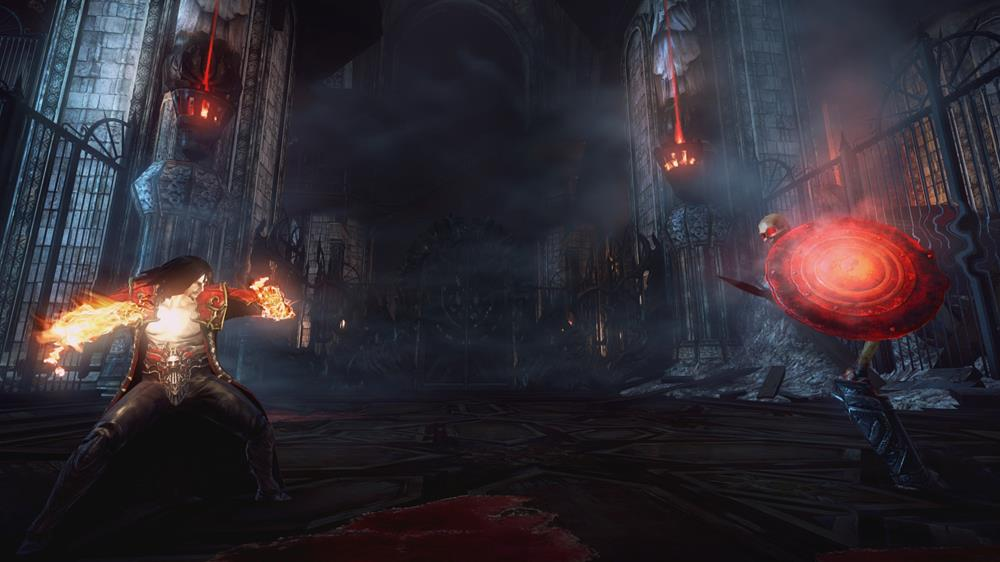 Castlevania Lords Of Shadow 2 Walkthrough Part 10 How To Defeat The Hooded Man VG247
