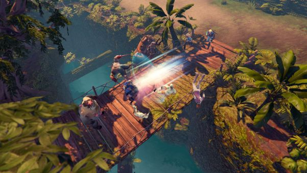 We Cant Stop Laughing At Dead Island Epidemic Calling