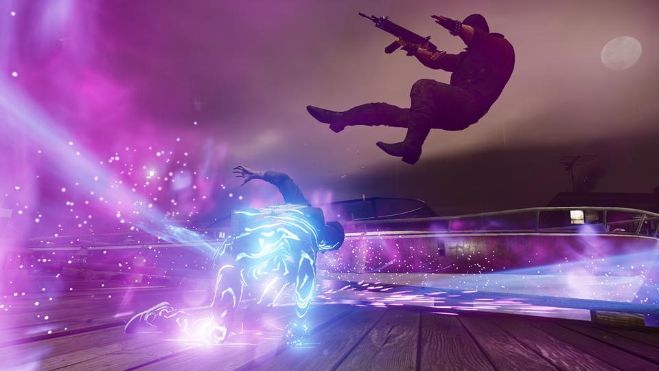 InFamous Second Son Catching Smoke Sulfur Bomb Cinder Missiles Comet Drop VG247