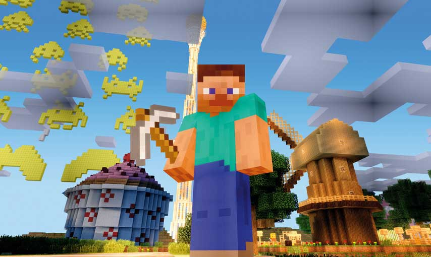 Minecraft Xbox 360 Edition Update 14 Launches Today
