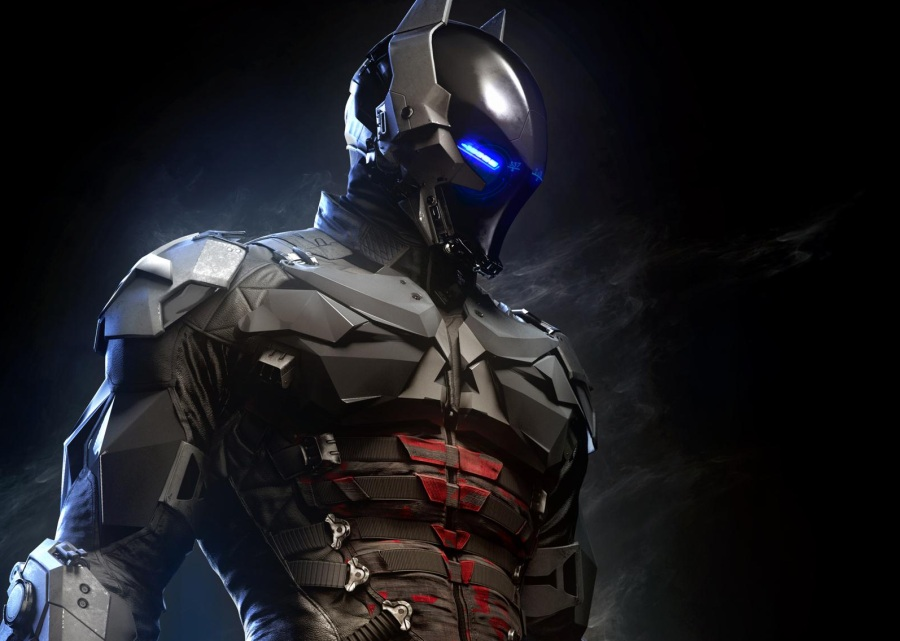 Meet Arkham Knight The New Batman Character Created By Rocksteady VG247