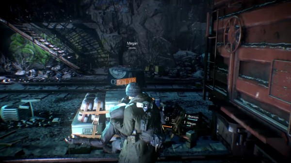 The Division New Gameplay Shows Underground Levels VG247