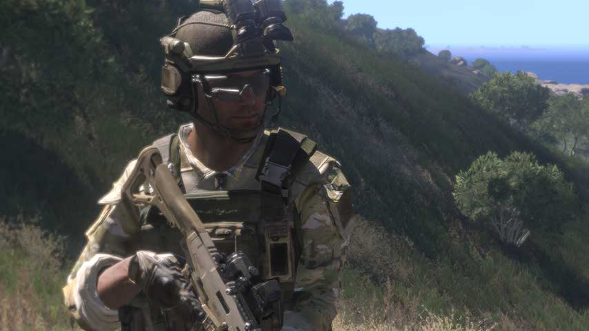 Arma 3 Console Port Basically Dismissed Two Years Of