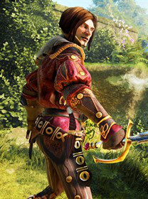 Fable Legends Art Introduces Playable Nobleman Sterling