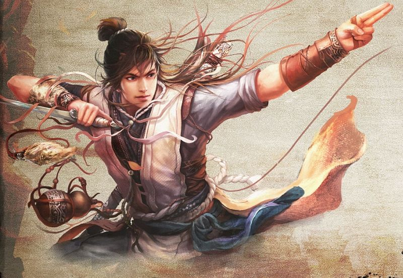 Swordsman MMORPG Based Off Louis Cha Novels Announced By Perfect World VG247