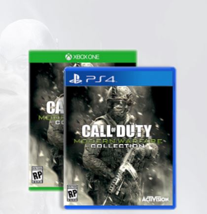 This Call Of Duty Modern Warfare Collection PS4 Amp Xbox