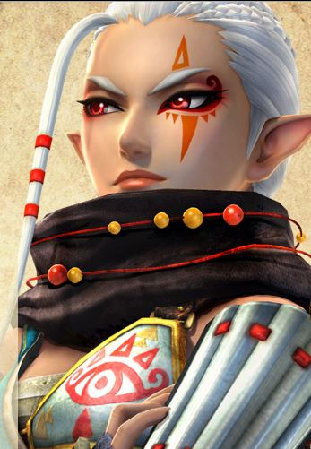 Hyrule Warriors Second Character Impa Kicks Ass In These