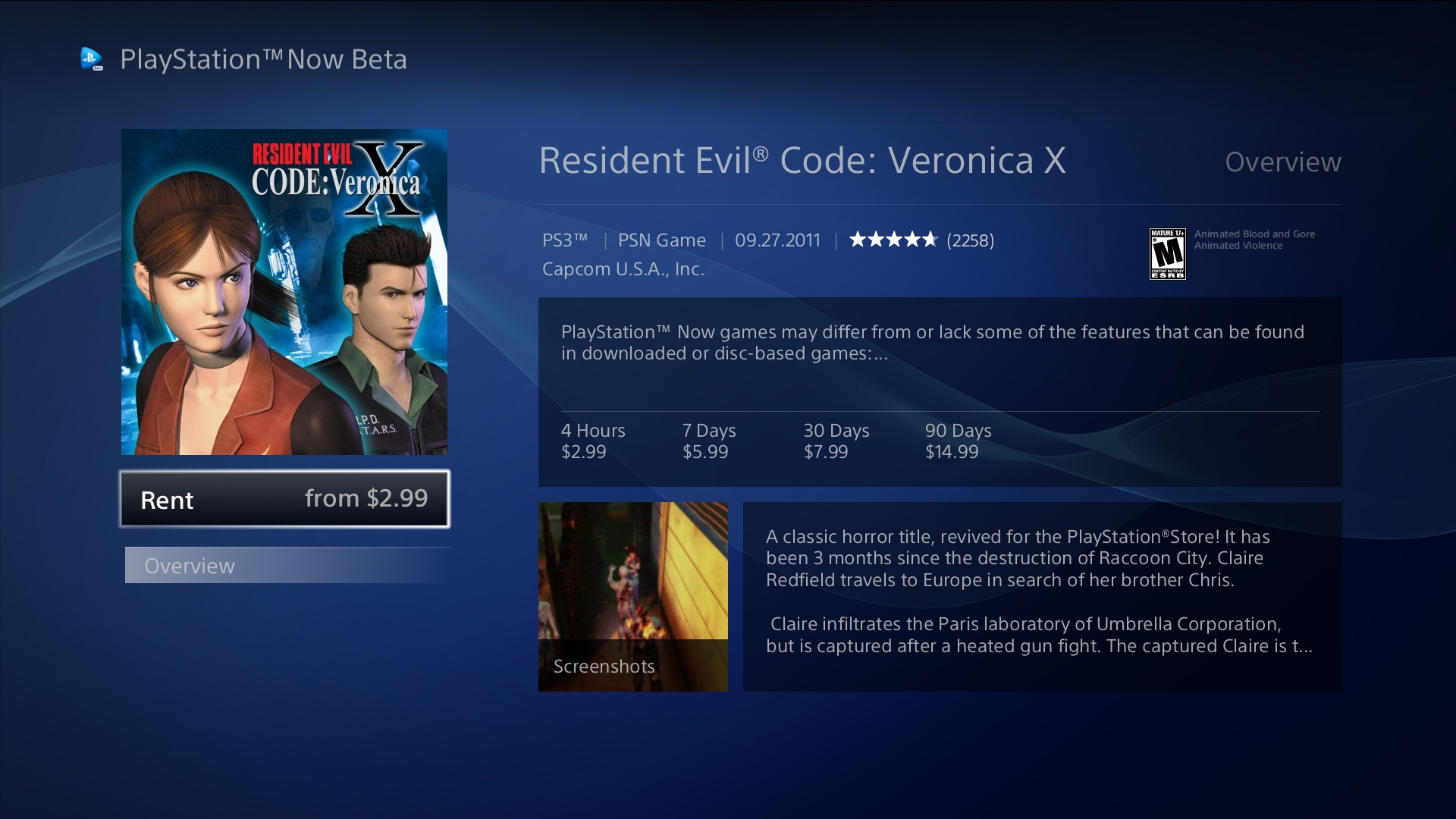PlayStation Now Beta Gets Six New Games But Those High Prices Remain VG247