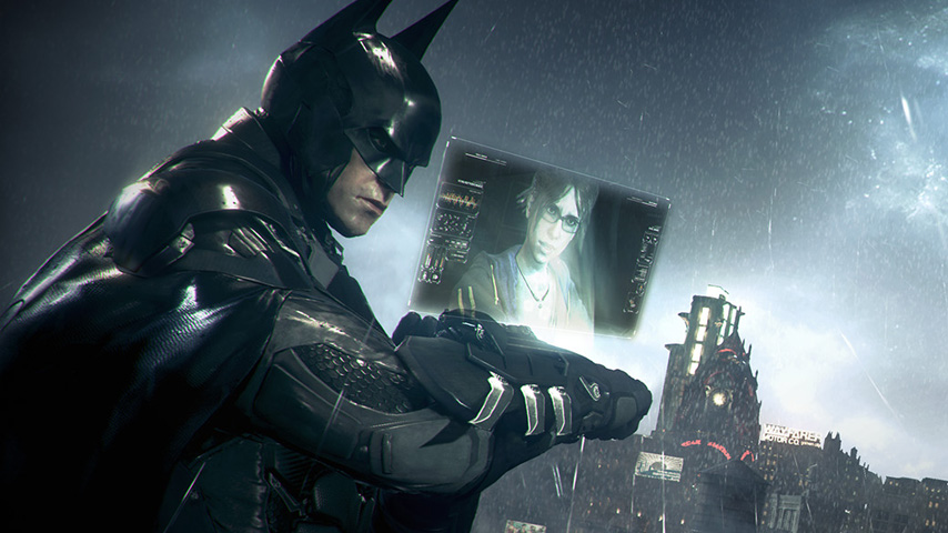 Batman Arkham Knights E3 2015 Trailer Is In First Person