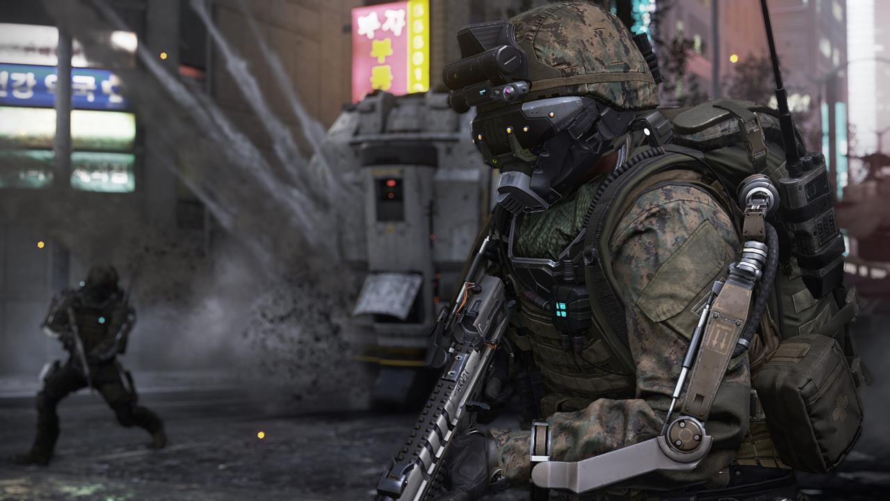 Heres A List Of Upcoming Improvements To CoD Advanced Warfare Multiplayer VG247