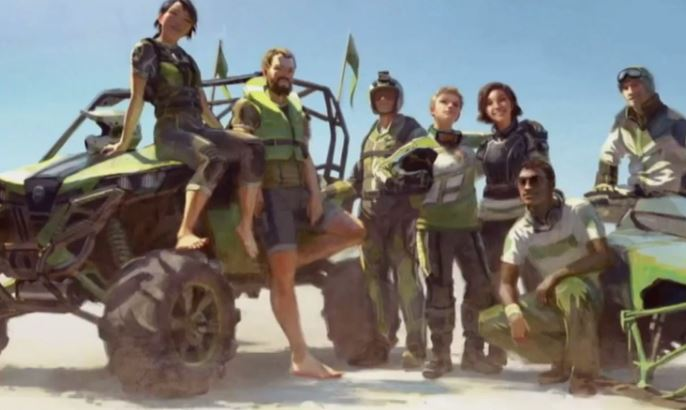 Criterion Games Announces Extreme Vehicle Racer With E3