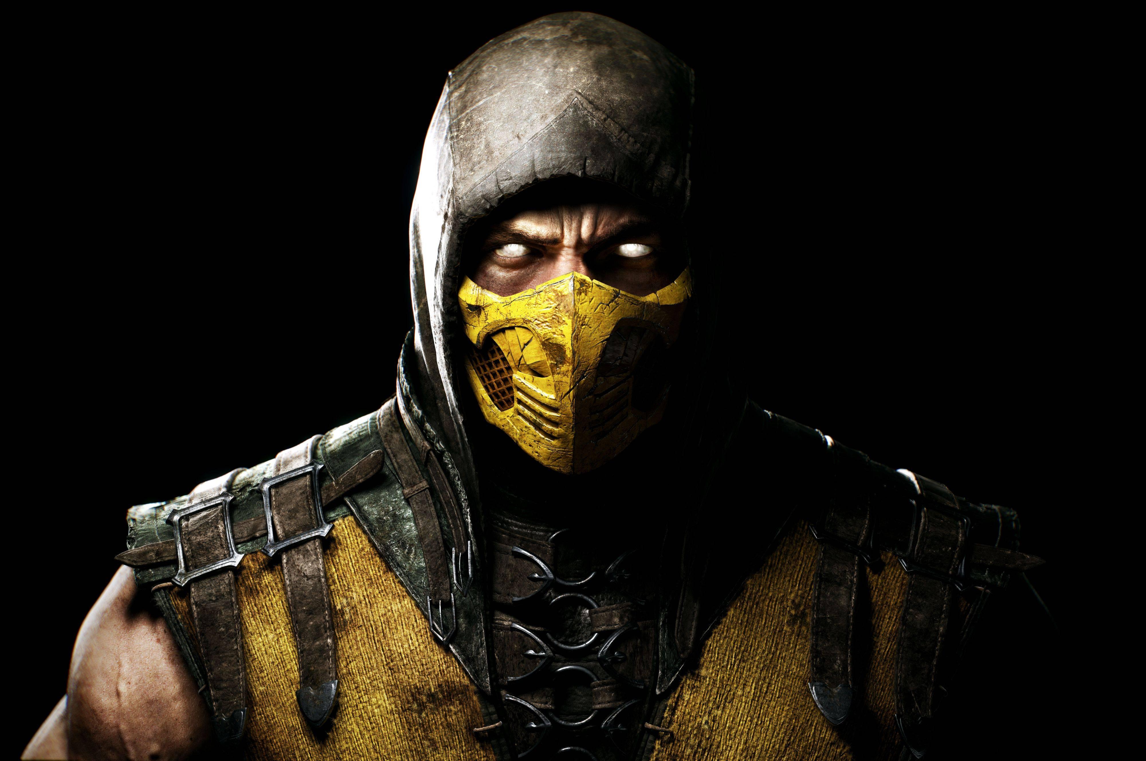 Watch Scorpion S Uncensored Mortal Kombat X Fatality Plus