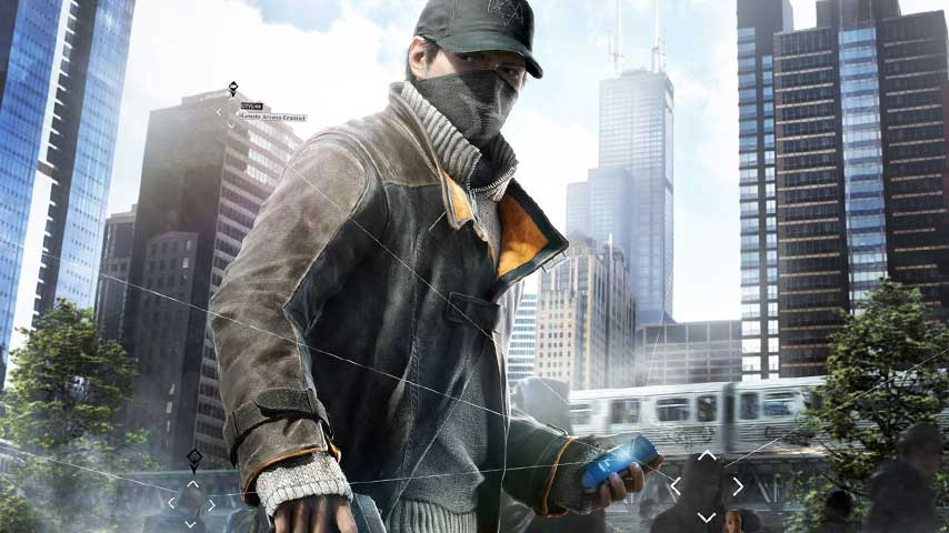 Watch Dogs Clear All 15 Gang Hideouts AK47 Rapid Reload