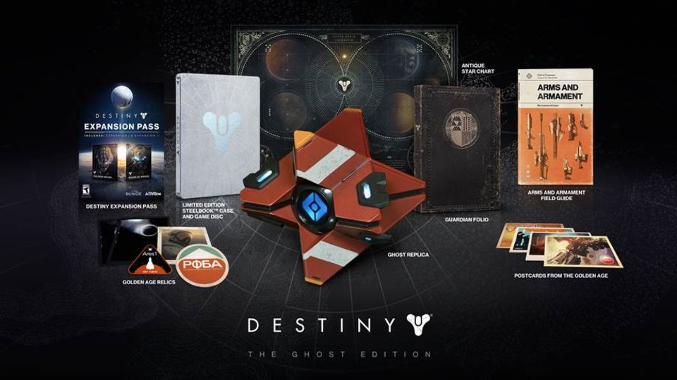 Destiny Ghost Edition In Such Short Supply That Pre Orders