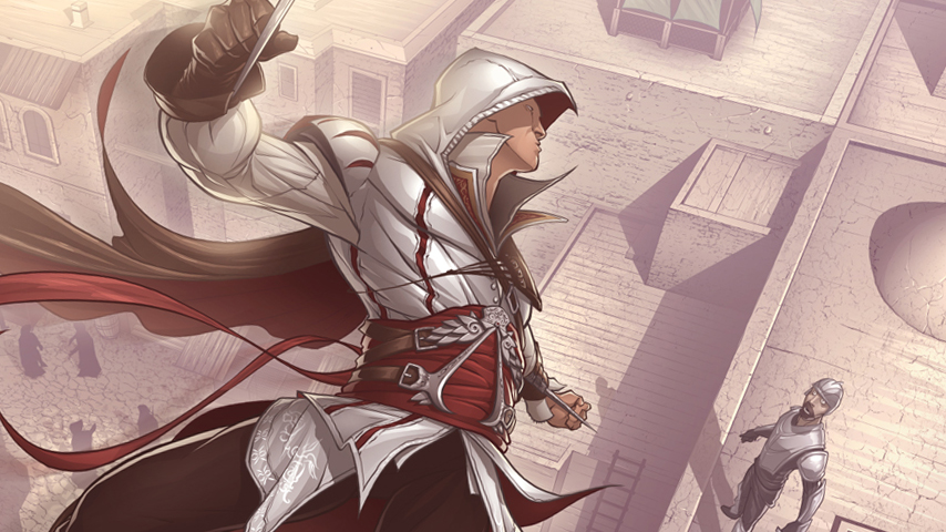 TIL Rob Zombie Made An Animated Assassins Creed Movie VG247