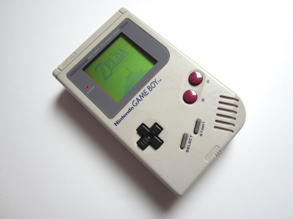 The Game Boy Is Ancient And So Are We All VG247