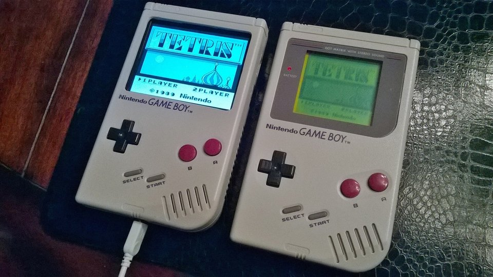 Build Your Own Game Boy With A Raspberry Pi VG247