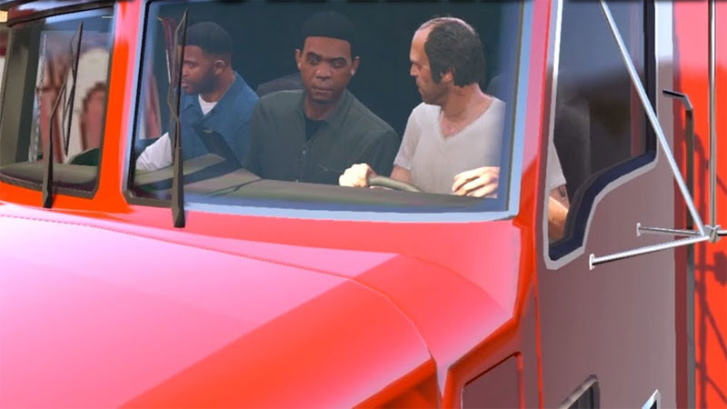What GTA 5s Pack Man Would Look Like In Real Life VG247