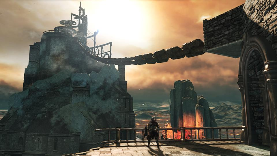 Dark Souls 2 Crown Of The Old Iron King Brume Tower