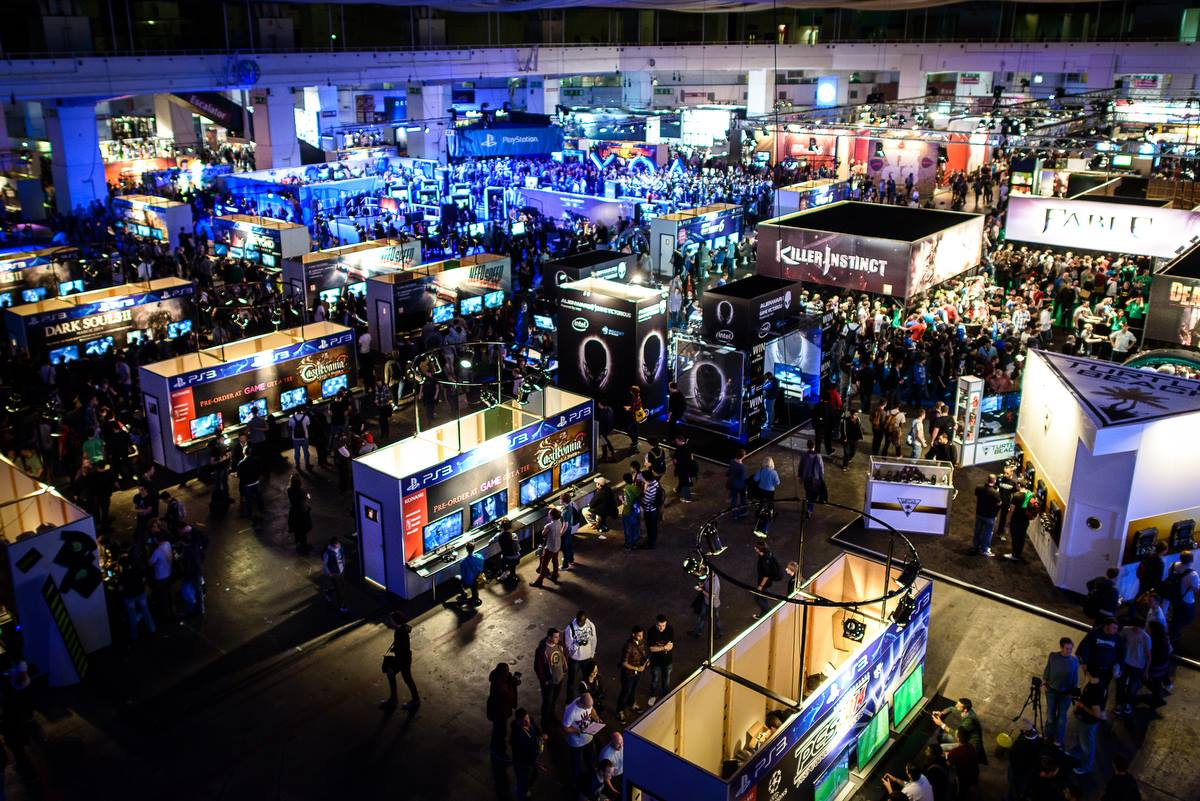 Win Tickets To EGX London And EGX Rezzed For Life VG247