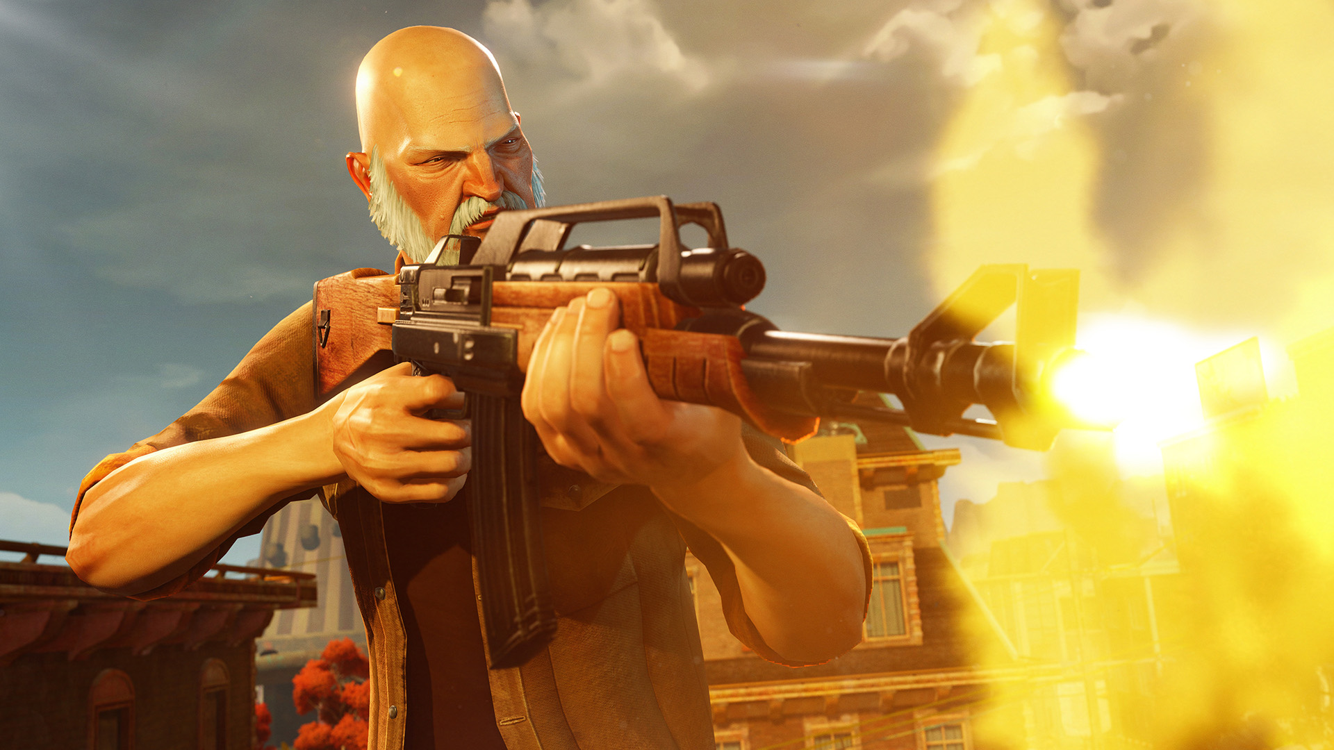 Sunset Overdrive Screens Show Action On Foot And In The Air VG247