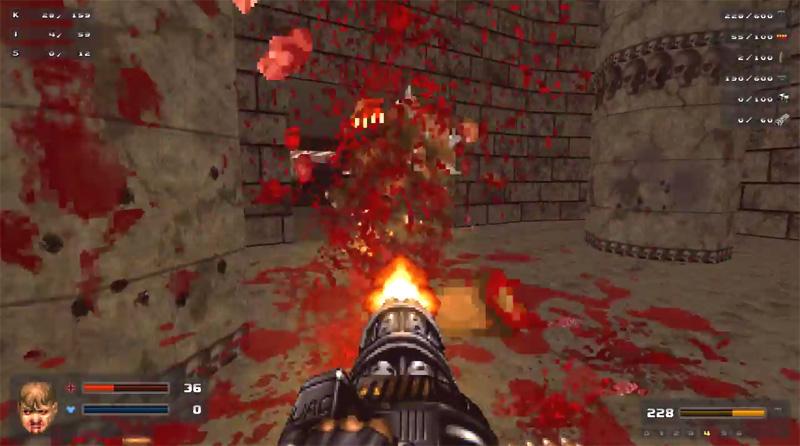 Brutal Doom Gets Even More Bloody Vg247