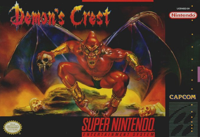 Firebrand Returns This Month With Demons Crest Gargoyle