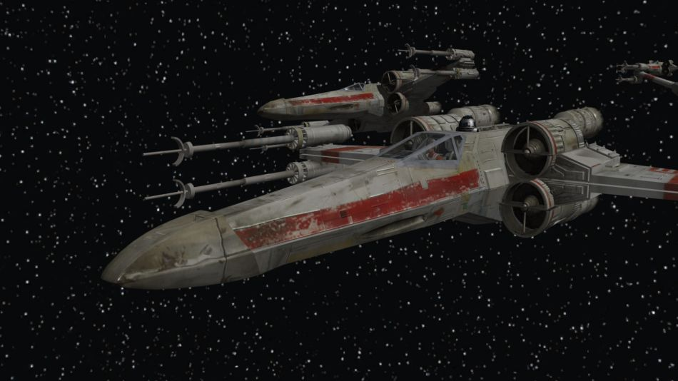 Details On Two Cancelled Star Wars Rogue Squadron Games Surface VG247
