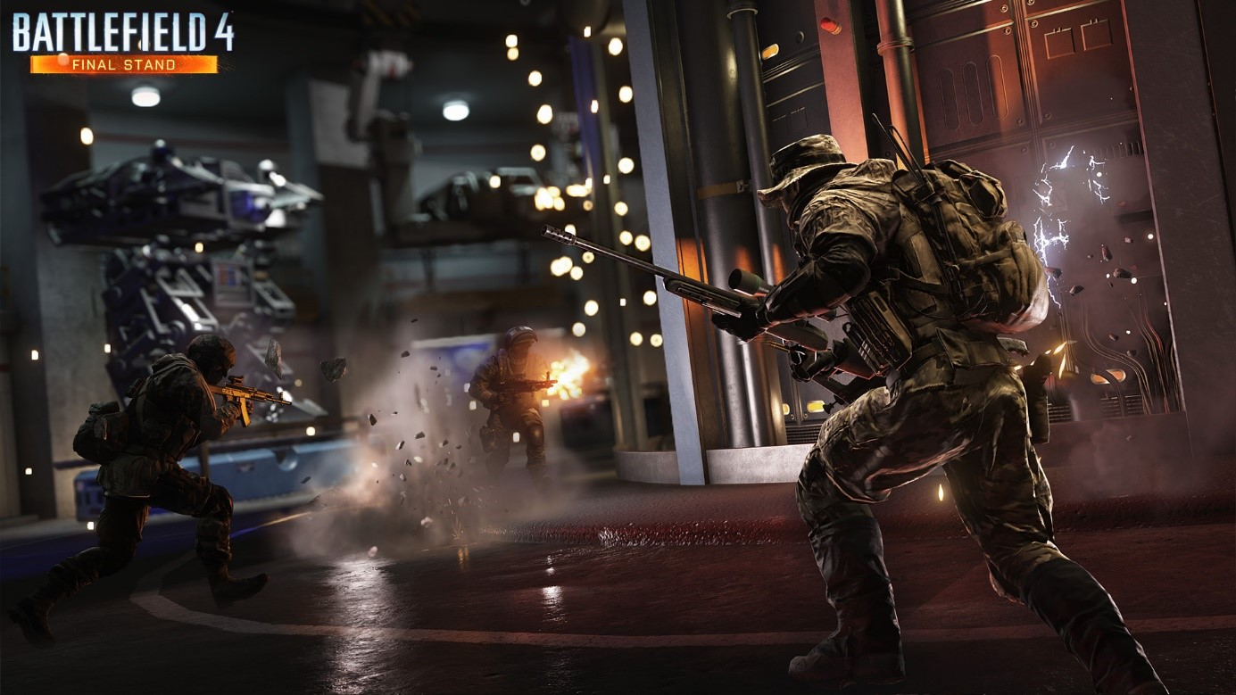 Battlelog Update Reveals Spyder Bow And Bipod Knife Coming To Battlefield 4 VG247