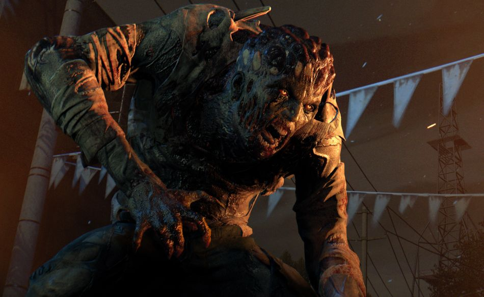 Zombie Invasion Dying Light