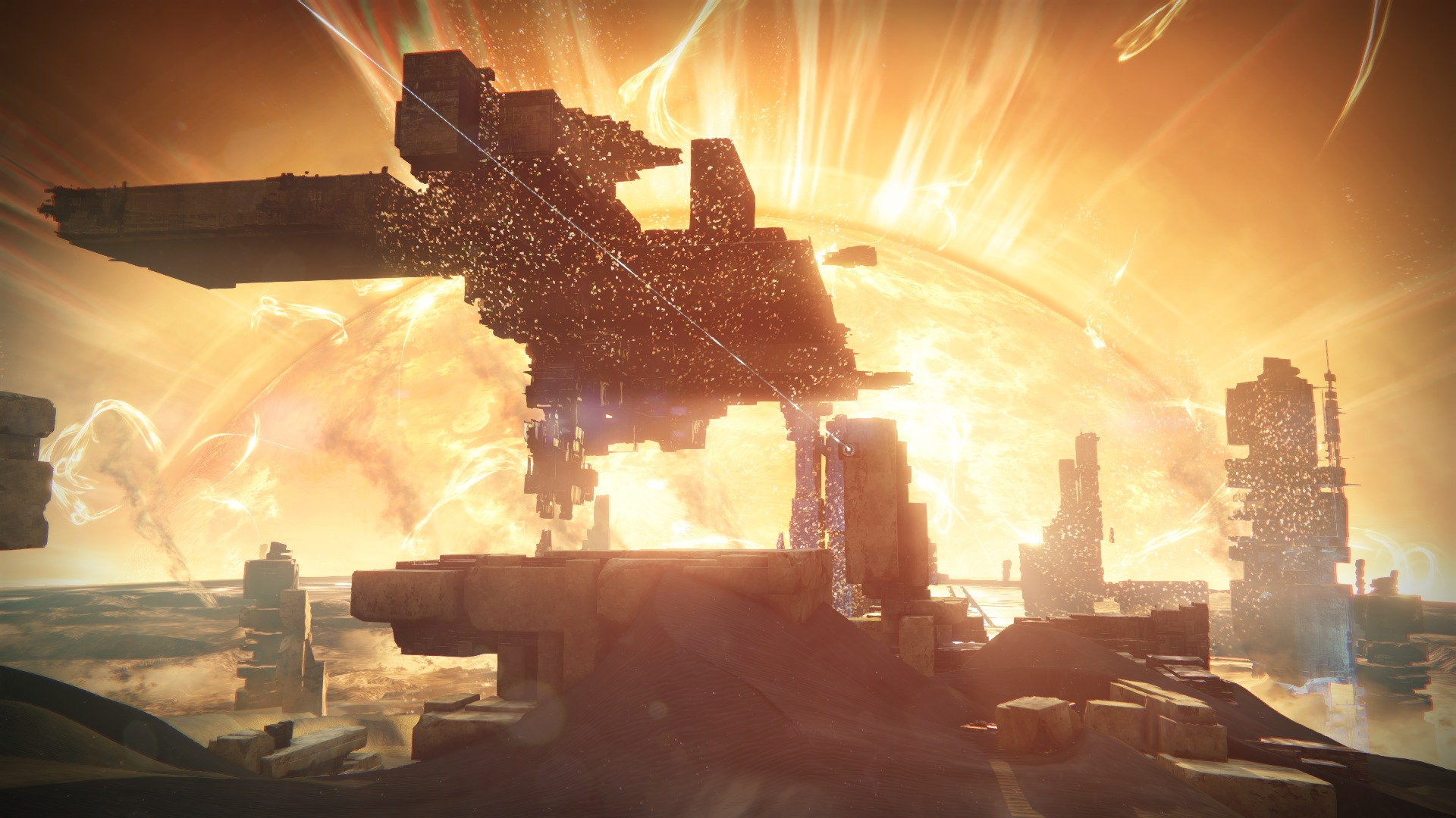 Just Look At These Beautiful Destiny Screenshots VG247