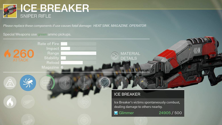 Destiny Exotic Weapon Nerfs Arent Intentional More Info Coming Soon VG247