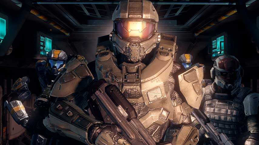 Yes Master Chief Is The Star Of Halo 5 Guardians VG247