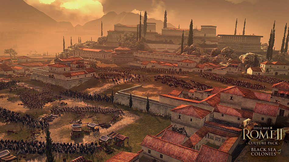 Free Faction And Black Sea Colonies Culture Pack Hit Total War Rome 2 Today VG247