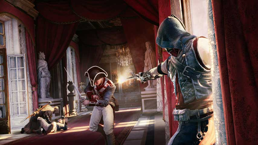 Assassin S Creed Unity Guide Sequence 4 Memory 2 Le
