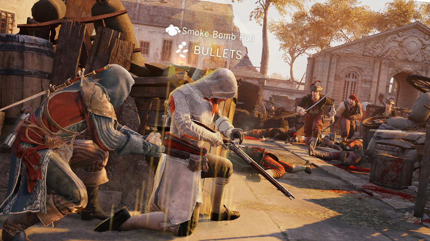 Assassins Creed Unity Outsells Black Flag In Debut UK Week VG247