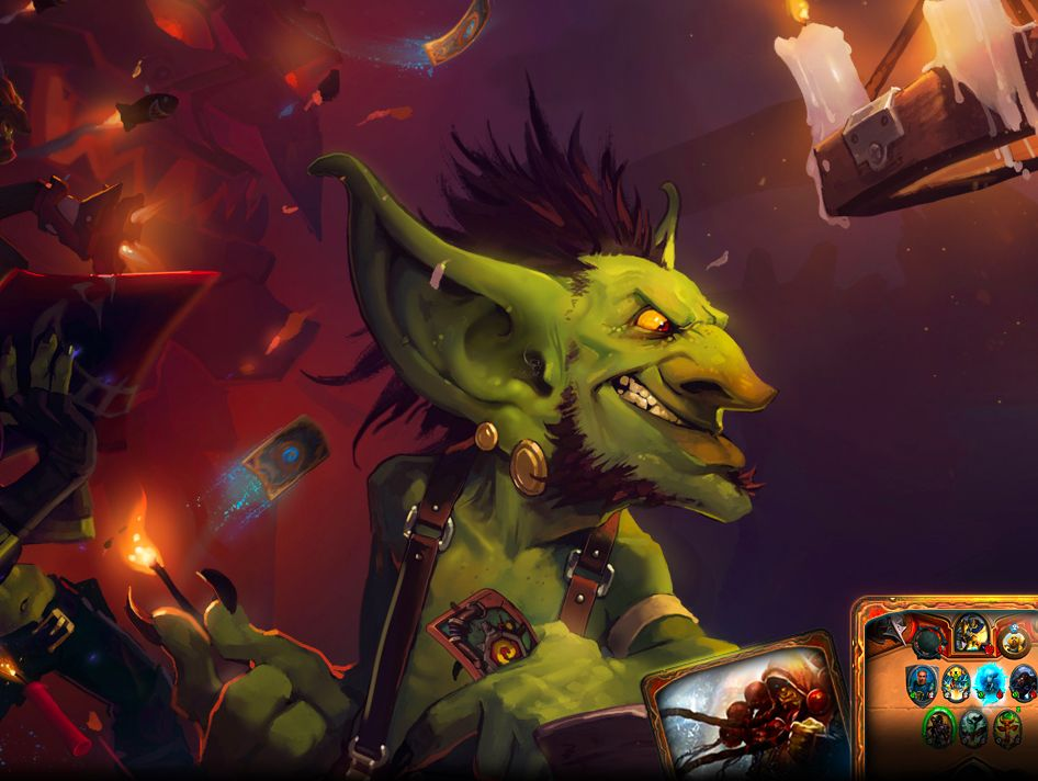 Goblins Vs Gnomes Is The Next Expansion For Hearthstone