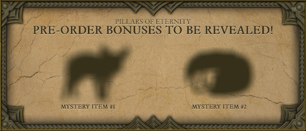 Pillars Of Eternity Pre Orders Open With In Game Bonuses New Trailer VG247
