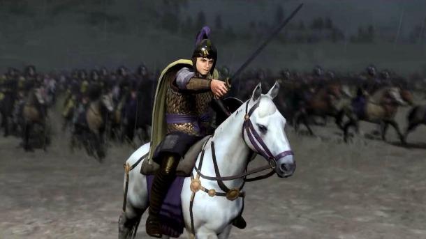 Ride A White Horse In The Latest Total War Attila Trailer